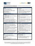 Customized Employment Competency Model - Page 5