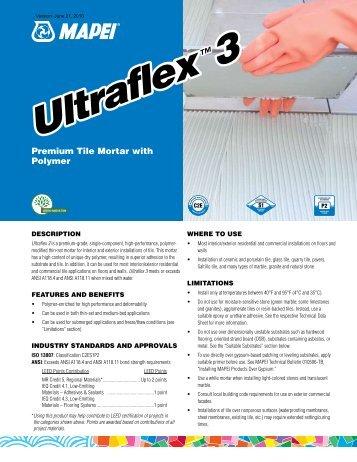 Ultraflex Ultraflex - Northland Construction Supplies
