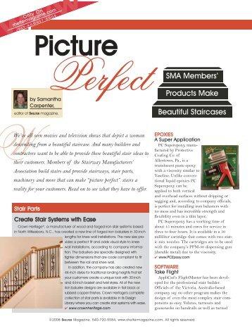 Picture Perfect - USGlass Magazine