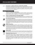 EXHIBIT HALL GUIDE - Assistive Technology Industry Association - Page 5
