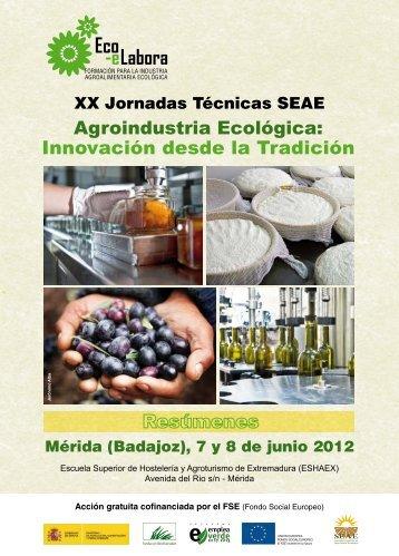 Eco -eLabora - Sociedad Española de Agricultura Ecológica
