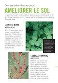 Mauvaises herbes, on vous aime - Maison de la Consommation et ... - Page 7