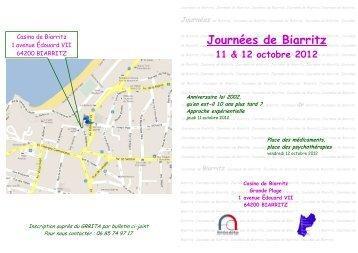 Journées de Biarritz