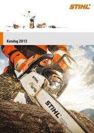 Katalog STIHL 2013 - Gardenia.cz