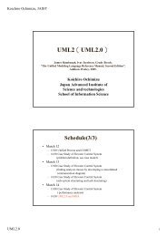 Lecture Material for students (pdf)