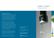 Water Leaks - Mackay Regional Council