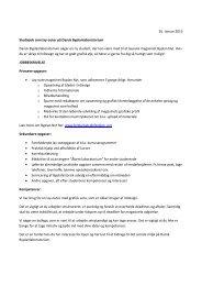 Læs det fulde jobopslag - Dansk Byplanlaboratorium