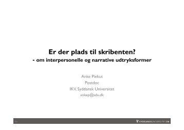 interpersonel kommunikation definition