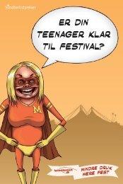 Er din teenager klar til festival? - Dansk Live