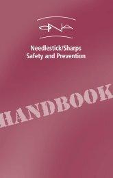 Needlestick/Sharps Safety and Prevention - Ontario Nurses ...