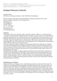 Download Designing Walkscapes in Suburbia PDF - Walk21