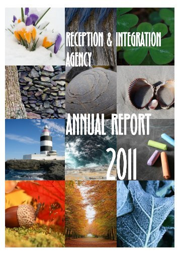 RIA Annual Report (A3)2011 - Reception and Integration Agency (RIA)