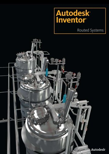 Autodesk Inventor Routed Systems Brochure - Asidek