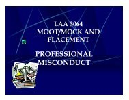 PROFESSIONAL MISCONDUCT