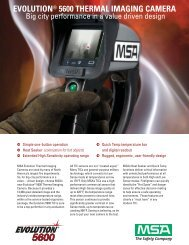 EVOLUTION® 5600 THERMAL IMAGING CAMERA