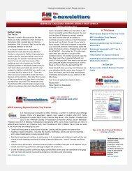 I&MI Media e-Newsletter EMEA February 2011 - micePLACES