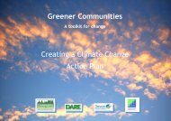 Greener Communities - Action Plan.pdf - Community Council of Devon
