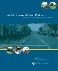 Wiehle Avenue/Reston Parkway - Fairfax County Government