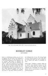 REERSLEV KIRKE - Danmarks Kirker - Nationalmuseet