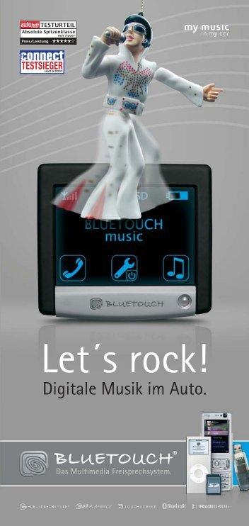 Let´s rock! - BlueTouch