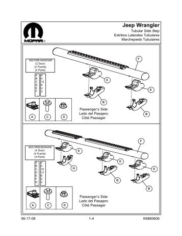 jeep wrangler side steps installation instructions jeep world?quality\\\=80 2014 jeep patriot fuse box diagram 2014 wiring diagrams 2014 jeep patriot fuse box at edmiracle.co