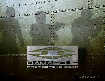 Damascus Catalog 2010