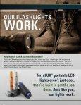 led flashlights, conversion kits, & work lights - TerraLUX Portable - Page 2