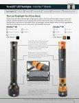 led flashlights, conversion kits, & work lights - TerraLUX Portable - Page 3