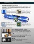 led flashlights, conversion kits, & work lights - TerraLUX Portable - Page 6