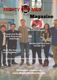Mighty Med Magazine Volume 3