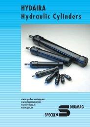 HYDAIRA Hydraulic Cylinders - Wiltec