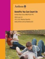 Prescription Program Formulary (continued) - My Benefit Choices