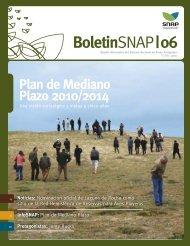 Plan de Mediano Plazo 2010/2014