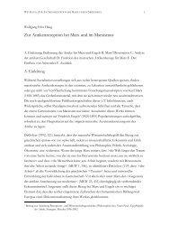 Zur Antikenrezeption bei Marx und im Marxismus1 - Wolfgang Fritz ...
