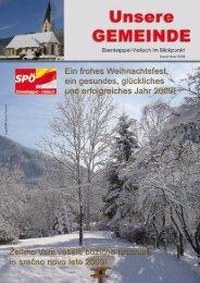 Dezember 2008 - 3DAK - SPÖ