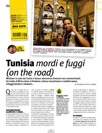 Tunisi - Turisti per Caso