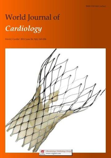 6 - World Journal of Gastroenterology