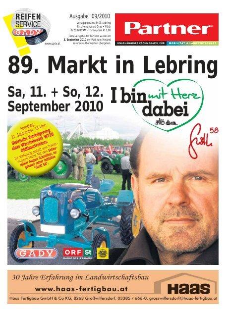 89. Markt in Lebring - Website-Box