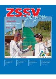 Ausgabe Dezember 06 - Zentralschweizer Schneesport Verband