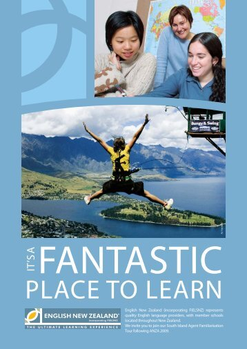 English New Zealand A4 2 page ANZA Famil - South Island.indd