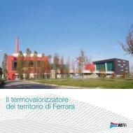 Il termovalorizzatore del territorio di Ferrara - Il Gruppo Hera