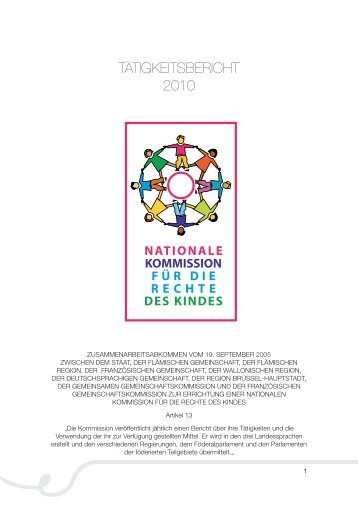 rapport activité_D.indd - The National Commission on the Rights of ...