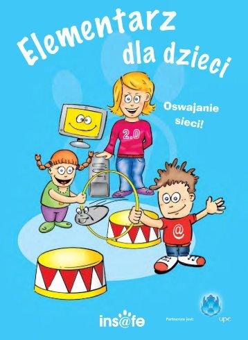 Pobierz elementarz dla dzieci (pdf) - UPC Polska