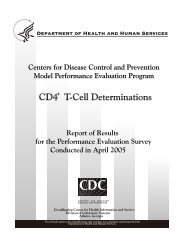 April 2005 - Centers for Disease Control and Prevention