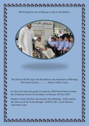 Report - JSS Private School
