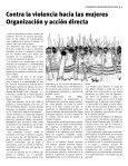 CONVERGENCIA DE MUJERES SOCIALISTAS - Indymedia Argentina - Page 3