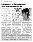CONVERGENCIA DE MUJERES SOCIALISTAS - Indymedia Argentina - Page 6
