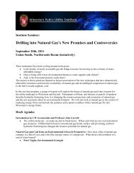 Drilling into Natural Gas's New Promises and Controversies