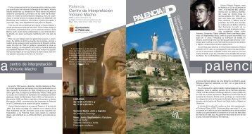 Descargaté el folleto aquí - Ayuntamiento de Palencia