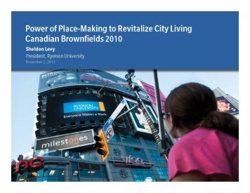 Sheldon Levy - Canadian Brownfields